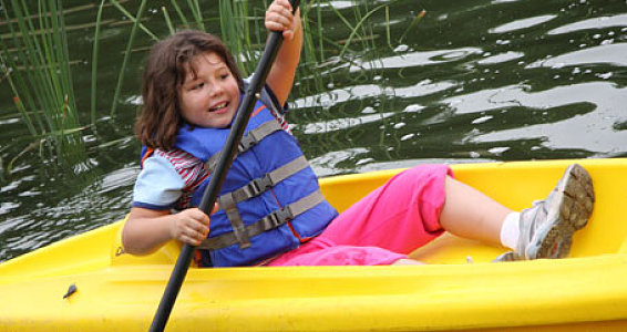 Buckner Children Find Healing, Happiness at Camp Buckner
