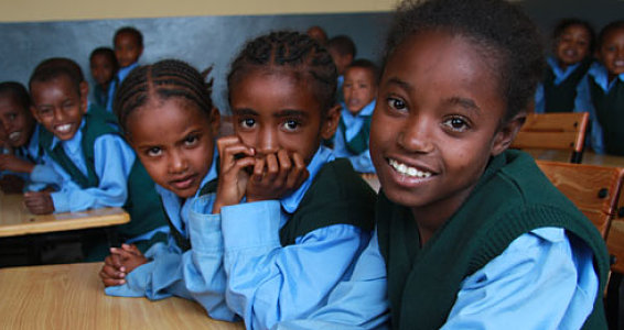 Ethiopia School Builds Better Citizens