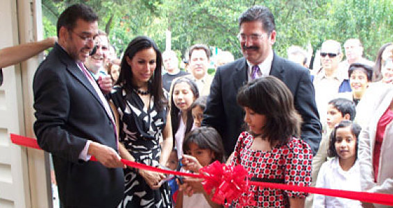 Children's Home Opens in Mexico City