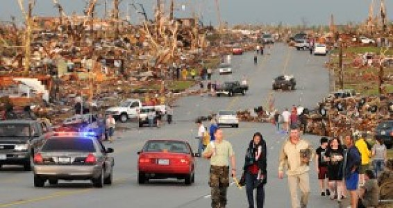 Buckner Collecting Relief Kits  for Victims of Joplin Tornado