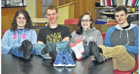 IN THE MEDIA: Riverside to take shoes in lieu of payment at basketball game