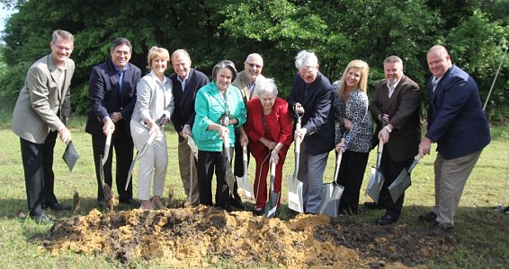 Buckner International breaks ground on $6 million project for new campus