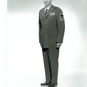 Ray DeMartino served in the Air Force for 22 years and retired as Chief Master Sergeant, the highest enlisted rank attainable.