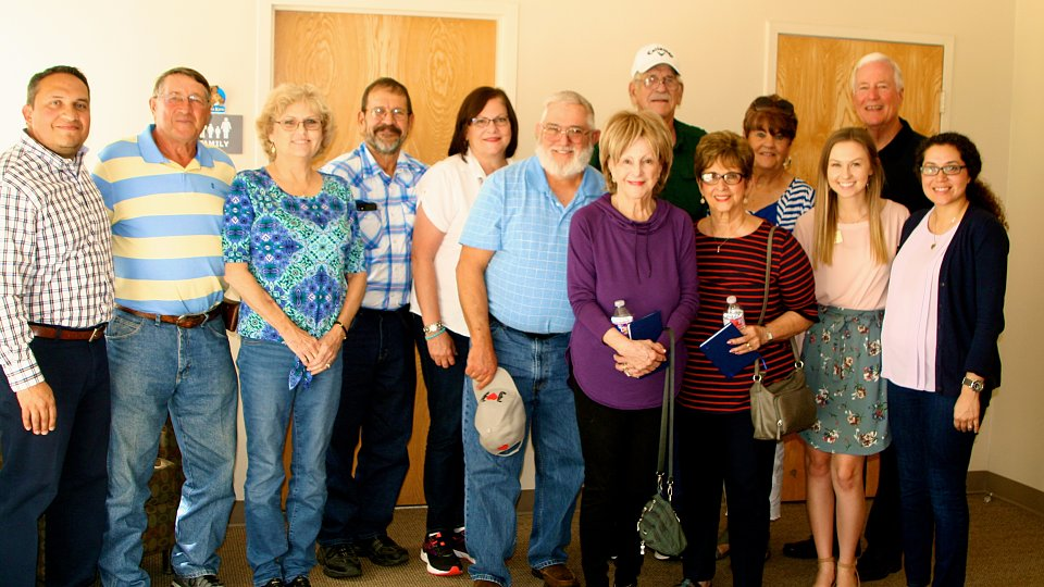 memorial baptist makes big contributions to buckner missions
