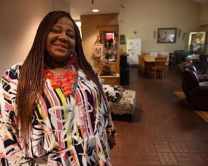 monica garrett has cared for more than 100 children through buckner foster care