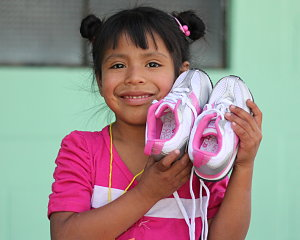 new shoes from buckner shoes for orphan souls can change a life