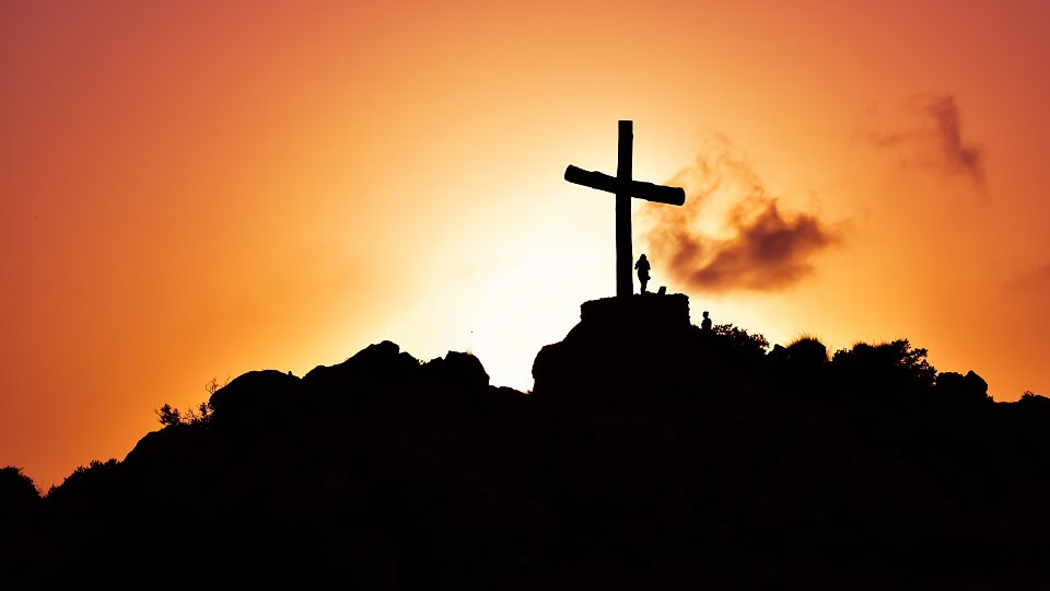 on easter we celebrate the death and resurrection of jesus christ and his unwavering love