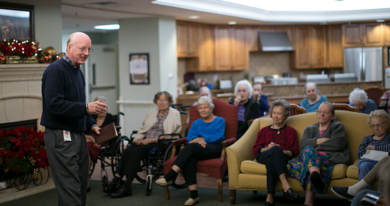 Parkway Place offers holiday tips for families experiencing Alzheimer's or dementia