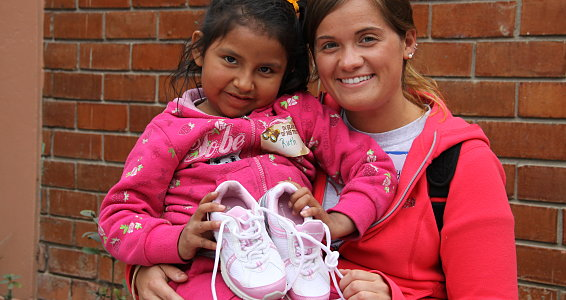Buckner Shoes for Orphan Souls®: An easy way for churches to change lives