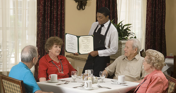 More than a meal: How the dining experience impacts senior adults