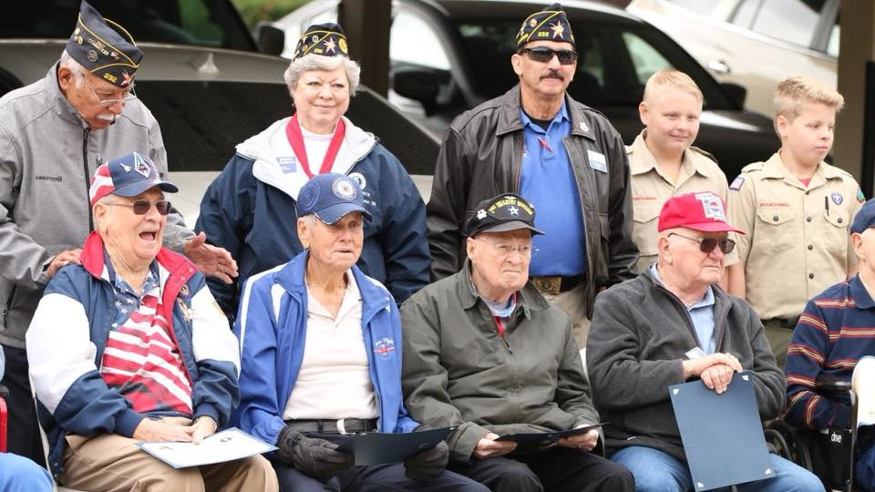 senior veterans