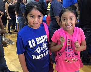 rgv back to school bash starts students on the right foot