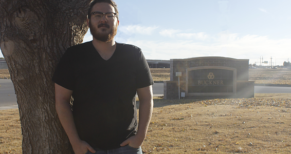 Lubbock student invests in young people walking where he once walked