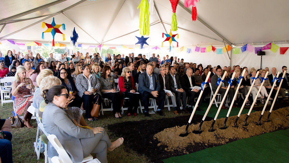 shining hope dallas groundbreaking 8