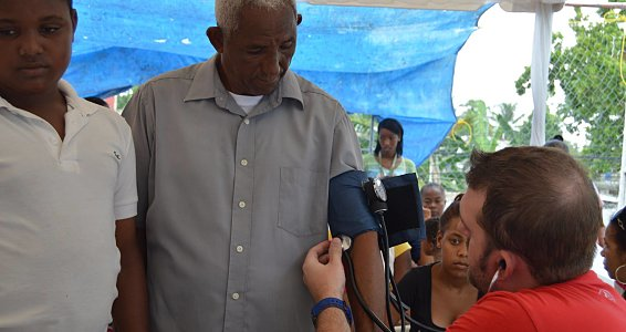 Providing health and hope in the Dominican Republic