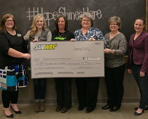 subway check presentation