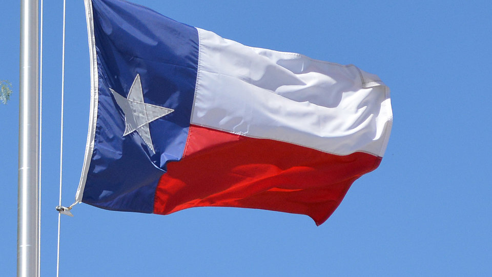texas flag lonestar state usa
