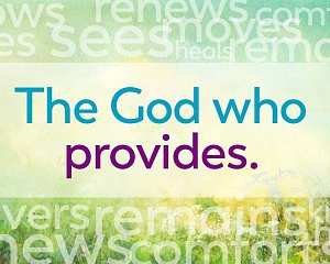 the god who provides