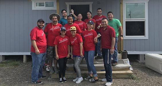 Wells Fargo builds homes and families in the Rio Grande Valley