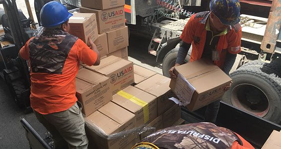 Buckner sends aid, relief to victims of Guatemala volcano