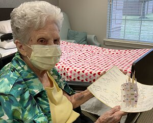 wilda wilson celebrates 105 birthday